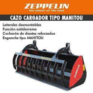 CAZO CARGADOR TIPO MANITOU